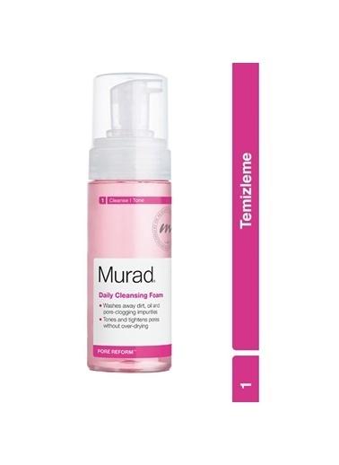 Murad Daily Cleansing Foam - Karma Ciltler İçin Köpük Temizleyici 150ml Renksiz